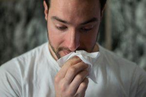 stuffy nose irrigation