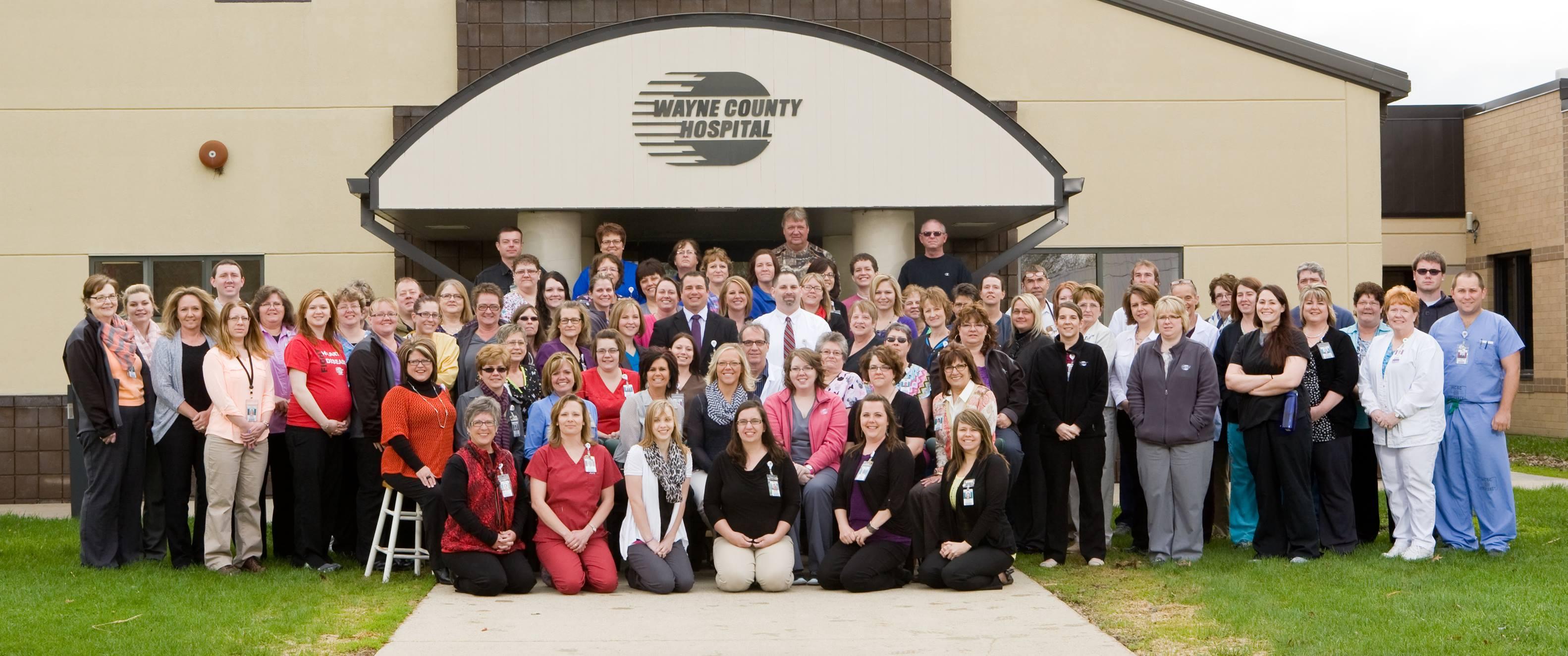 Wayne County Hospital & Clinic System