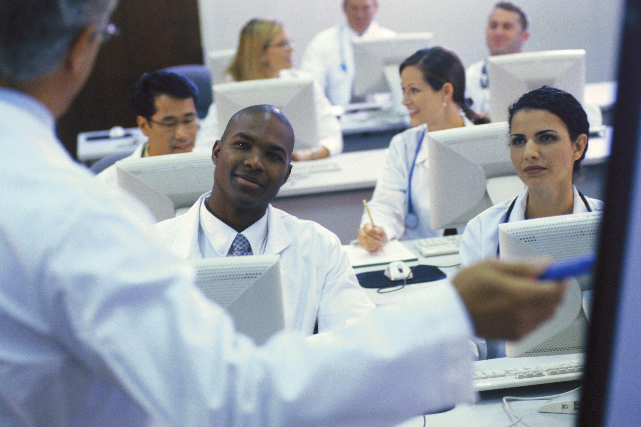 medical school graduates