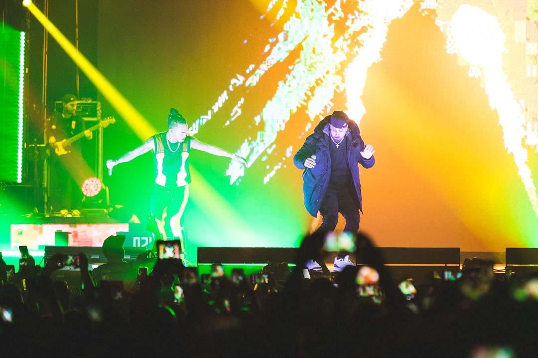 Ozuna Concert - Concierto de Ozuna - with Nicky Jam - Con Nicky Jam