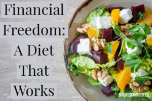 What's in your financial diet? Do you have too much unhealthy misinformation on your plate?
