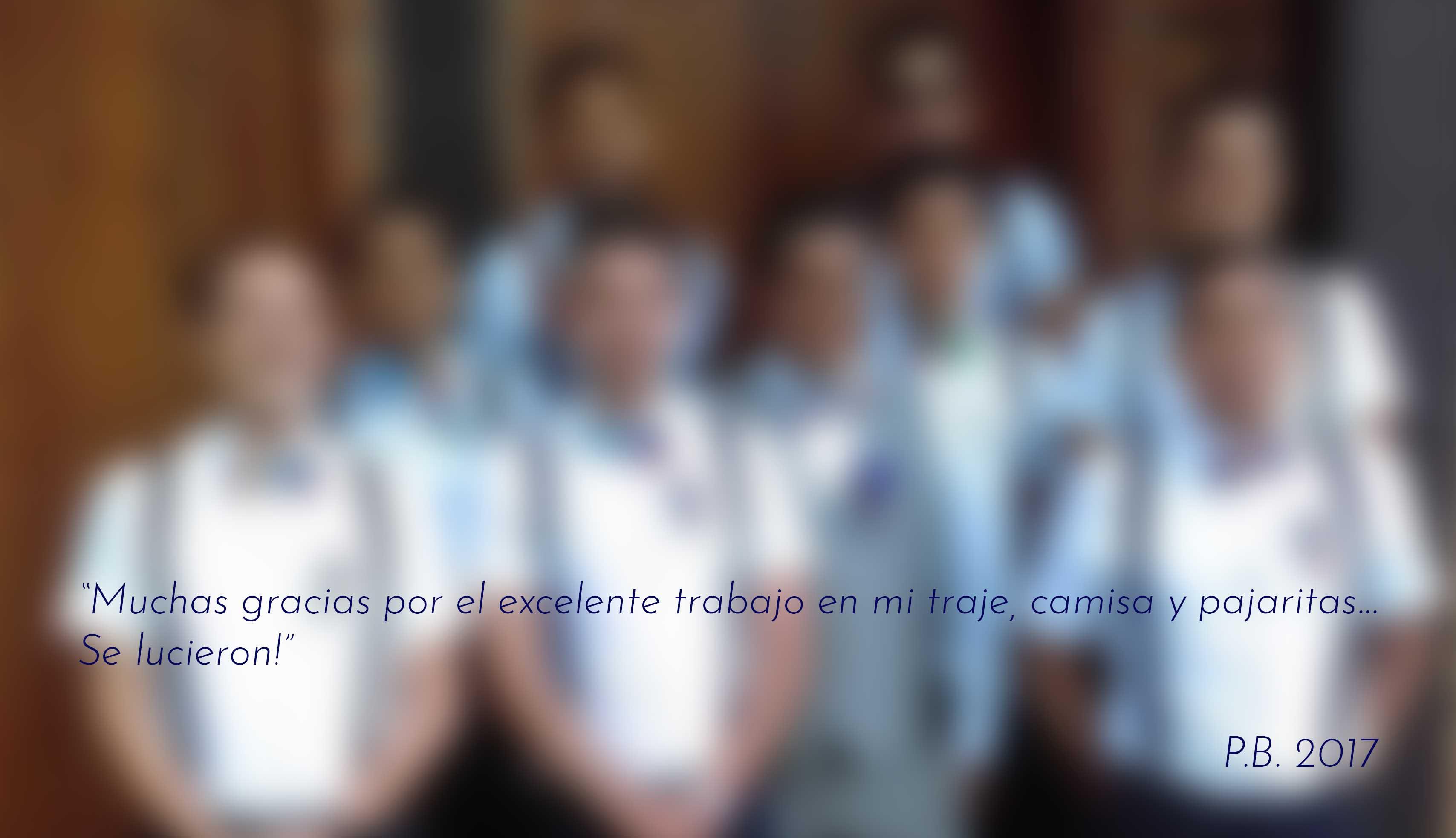 traje para novio y pajaritas para los padrinos, Ciudad de México