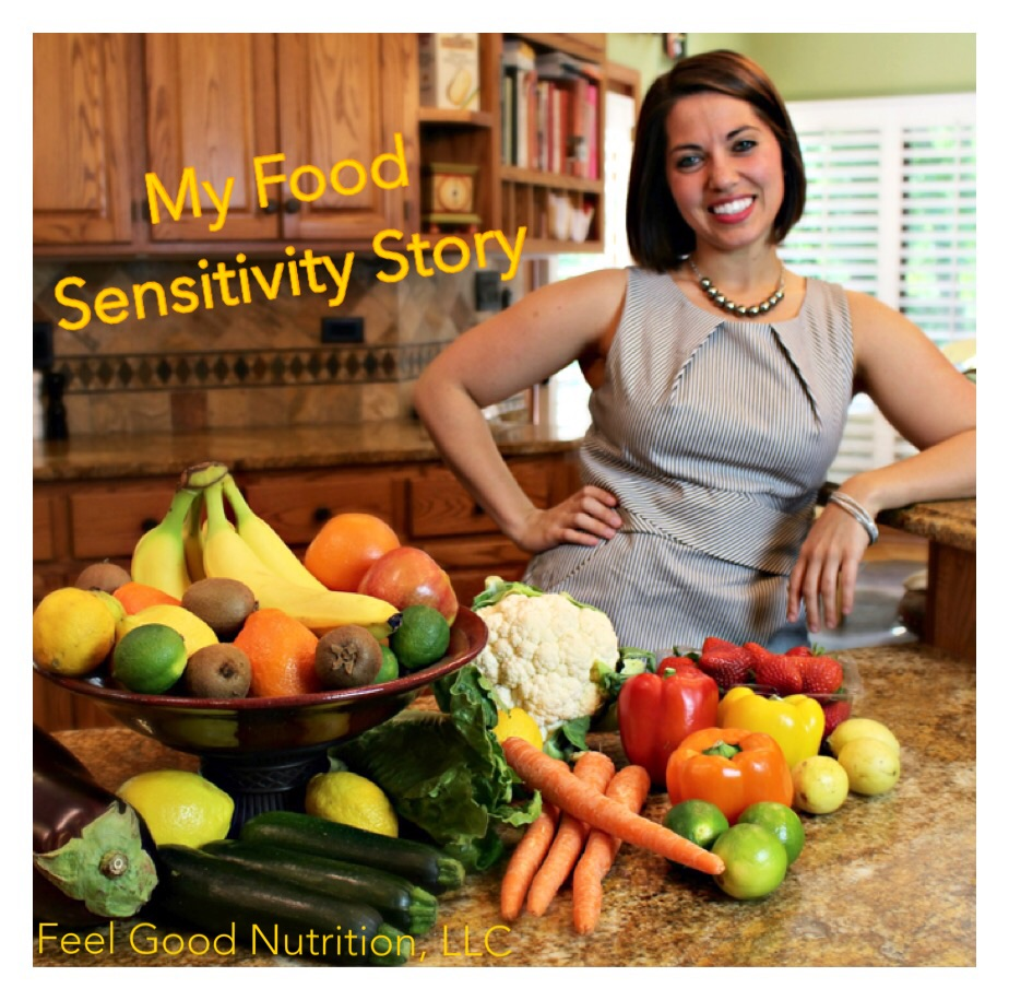 My Food Sensitivity Story