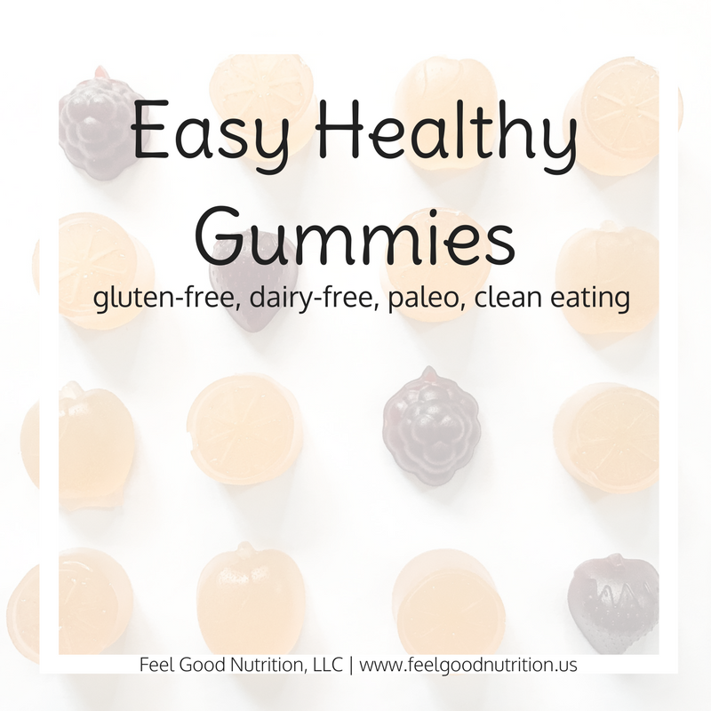 Easy Healthy Gummies