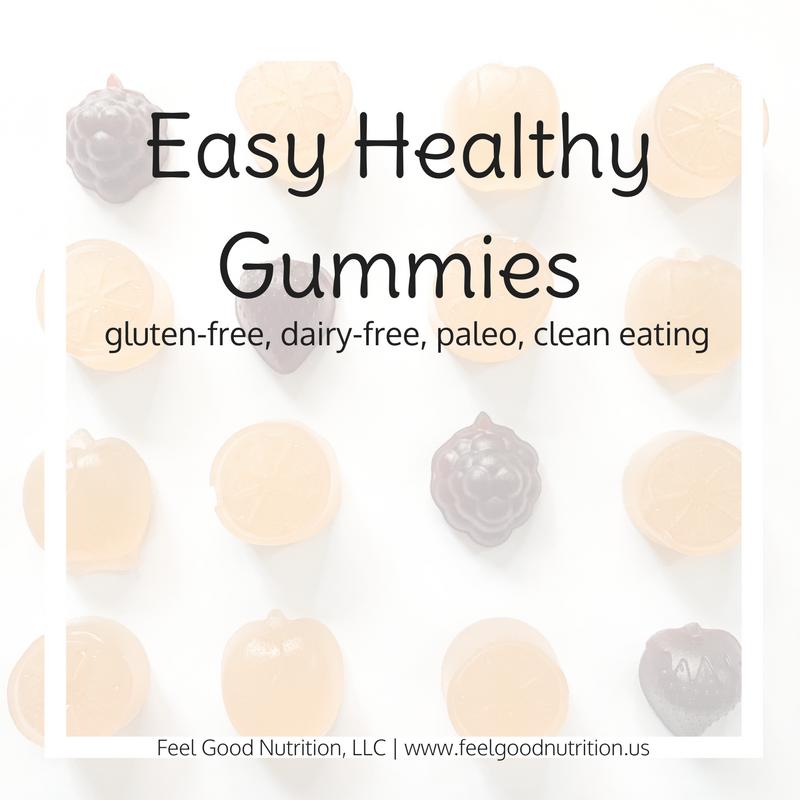 Easy Healthy Gummies