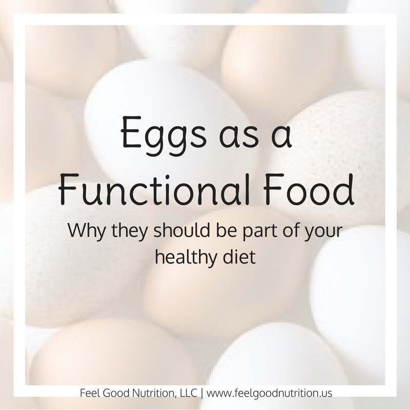 Eggs as Functional Food