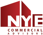 NYE Commercial Sticky Logo