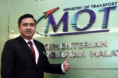 Kementerian Pengangkutan Malaysia(Ministry of Transport)