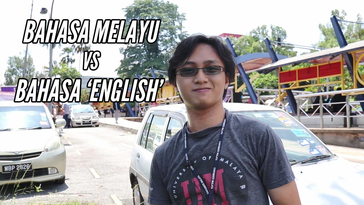 Bahasa Melayu Hilang Dari Radar