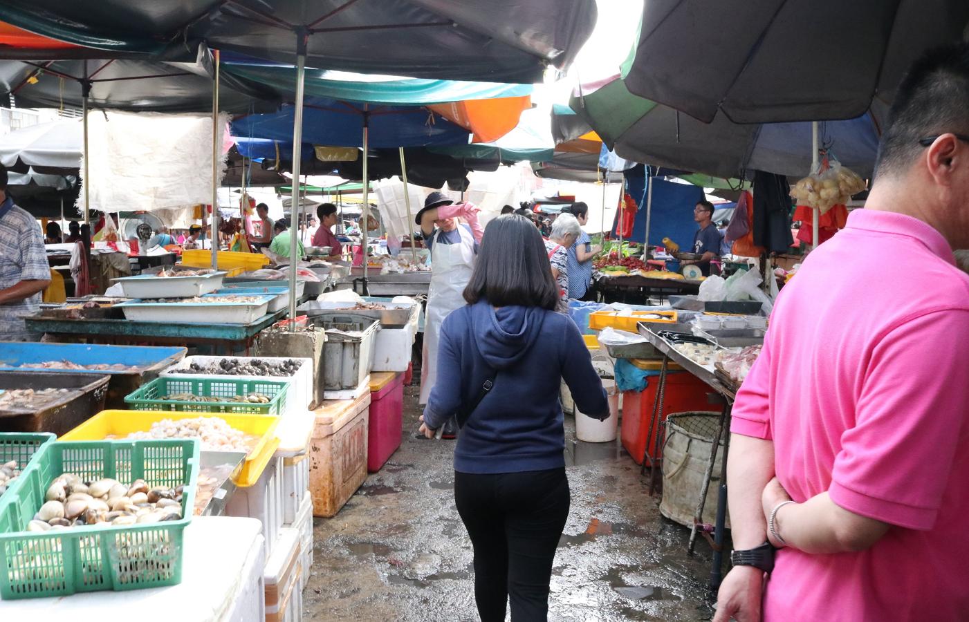 Chilling At Pasar Pagi Pudu- Yayy or Nayy?