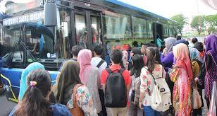 Orang Muda & Public Transport!