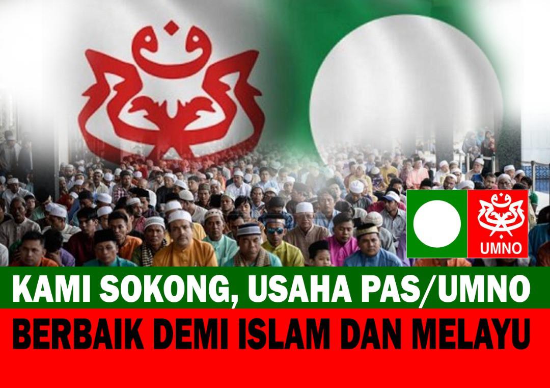 Perkahwinan UMNO & PAS