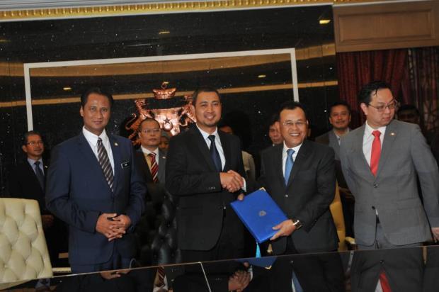 Isu Menteri Besar Johor