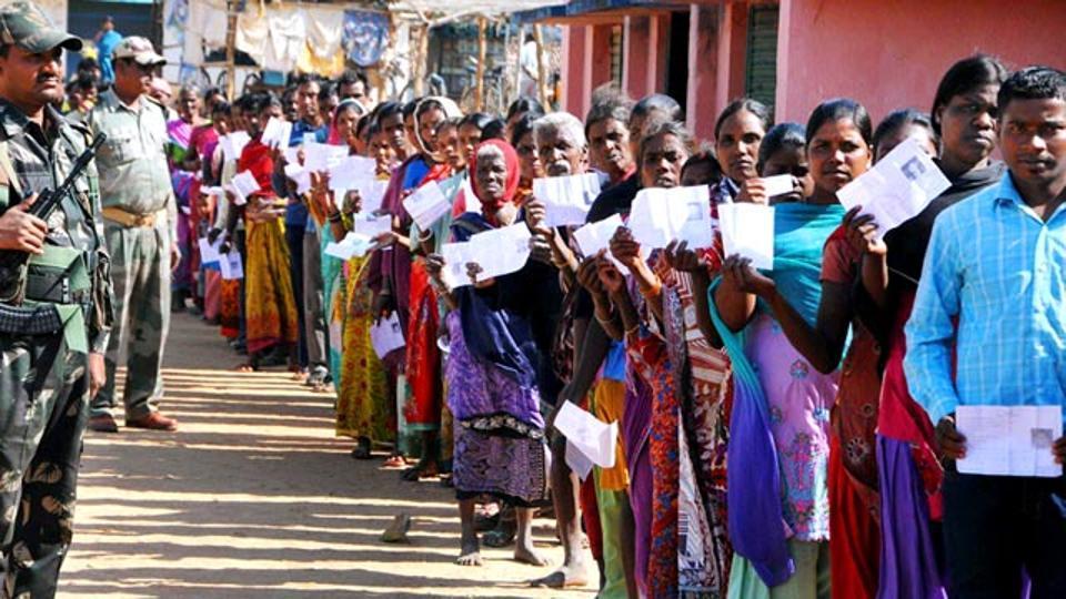 Pilihan Raya Terbesar di India- 900 Juta Pengundi!