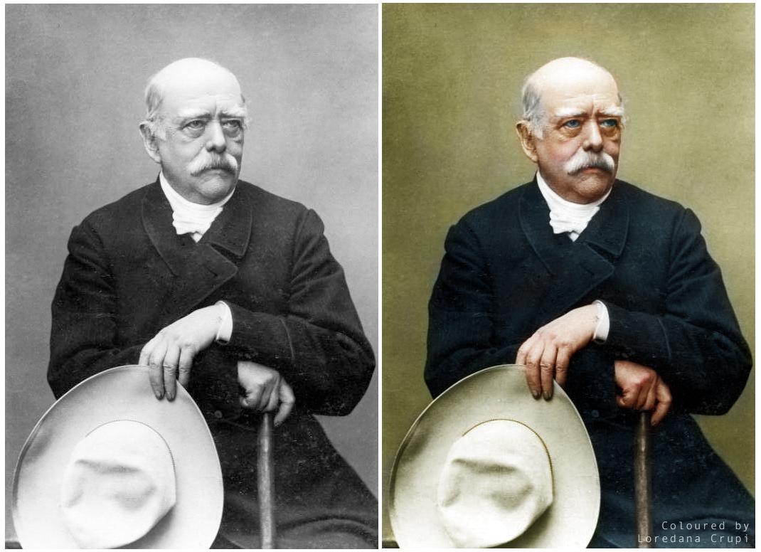 Falsafah 101 : Otto Von Bismarck