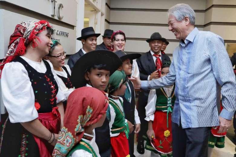 Semakin Pupus Dan Dipulihkan Di Singapura – Bahasa Kristang