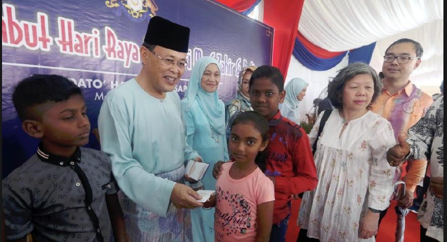 Politik Johor