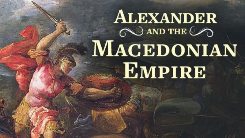 Alexander The Great, Panglima Berani