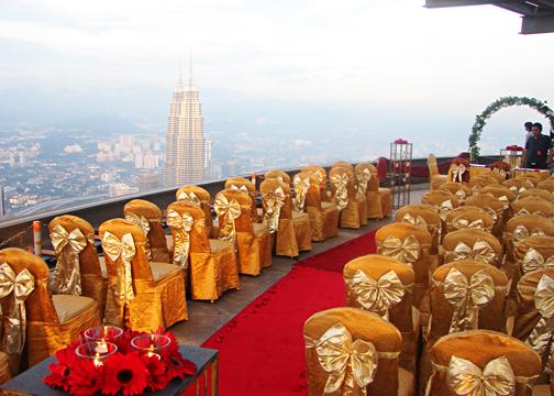 Tempat Idaman Majlis Perkahwinan
