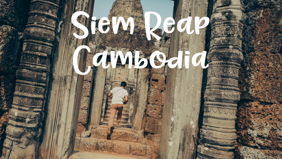 Siem Reap, Great Place Untuk Di Lawati