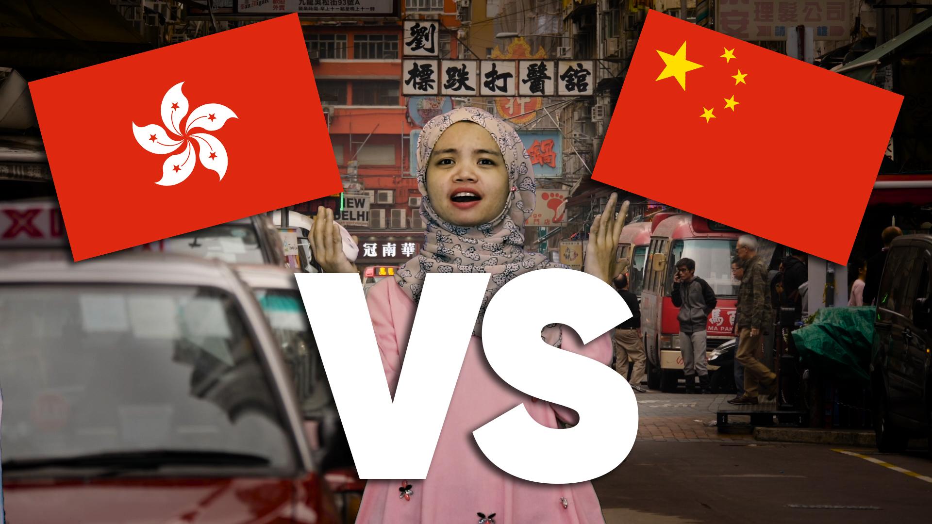 Protes Cina Hong Kong makin Mengganas