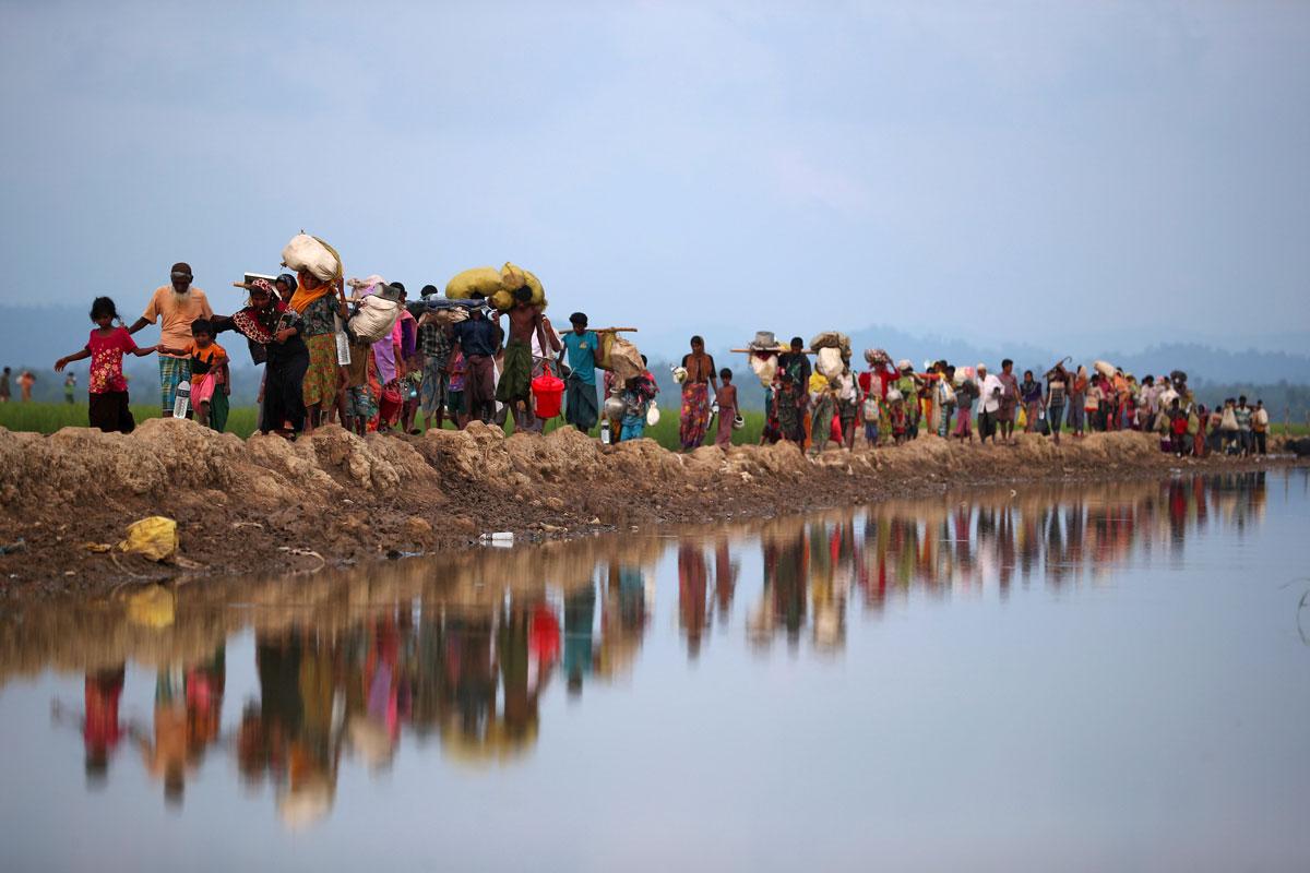 Pelarian: Faktor Penarik Pindah Ke Malaysia