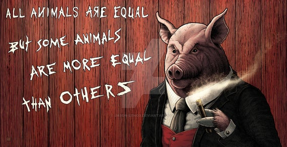 Animal Farm: Babi Lebih Bijak dari Manusia