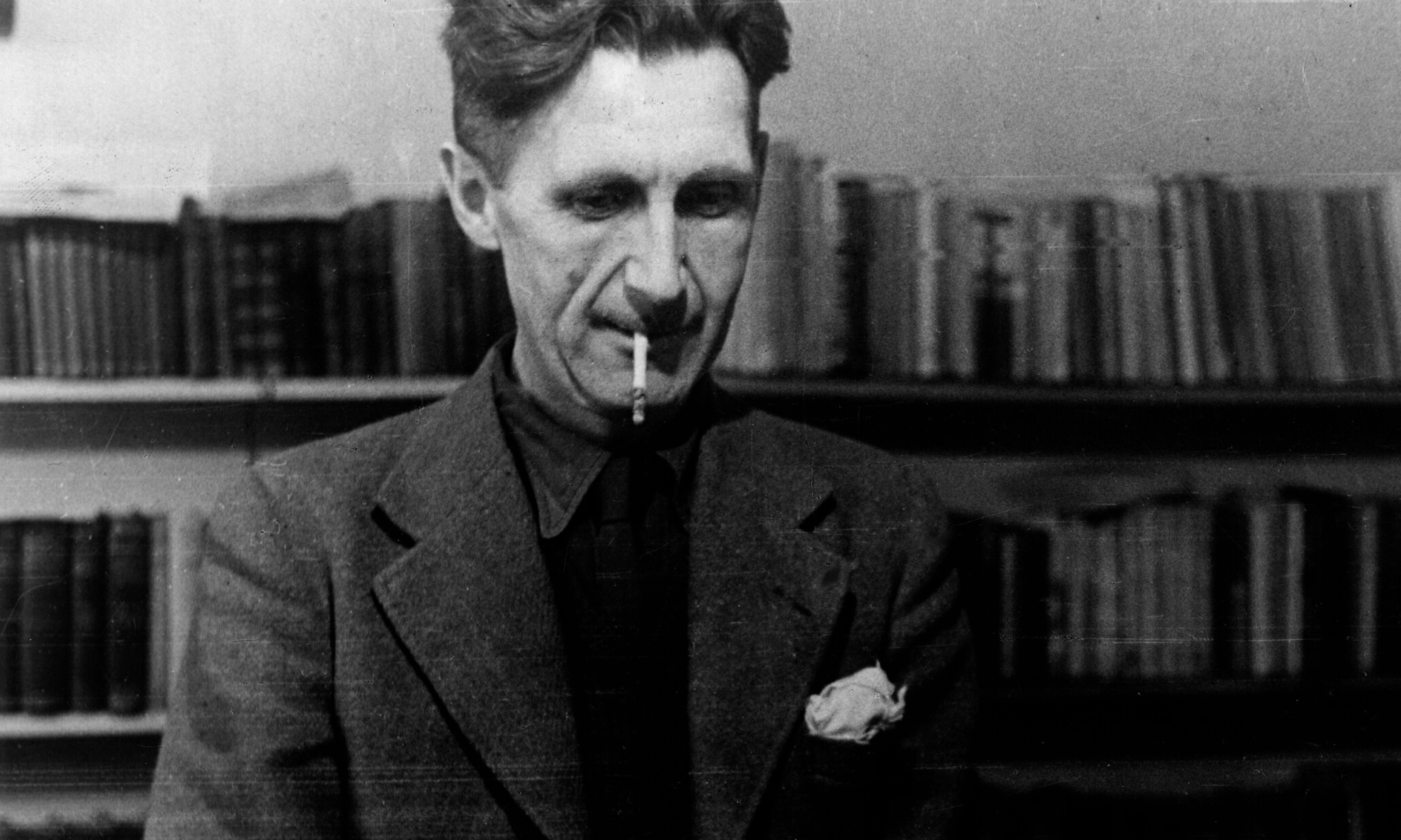 George Orwell: Pengamal Ilmu Hitam Marxism