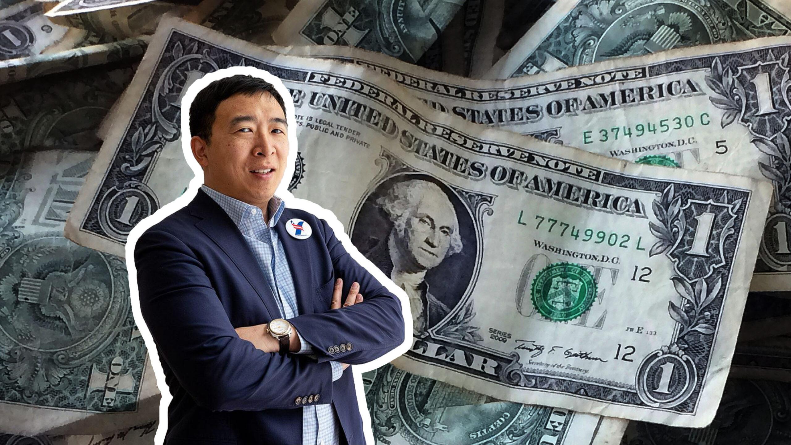Andrew Yang : Bukan MLM tapi Free Money