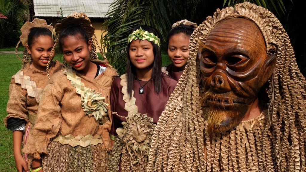 Orang Asli : Karakter Non Fiction Dilupa
