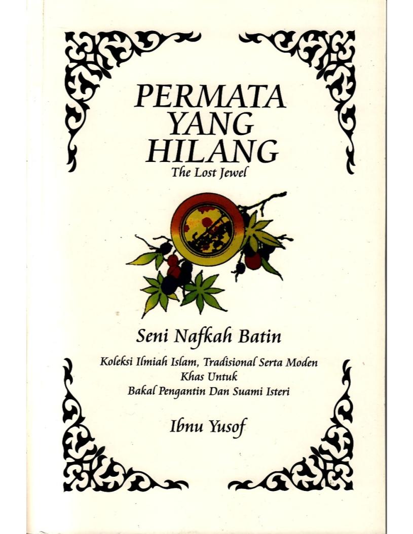 Kitab Seks Orang Melayu