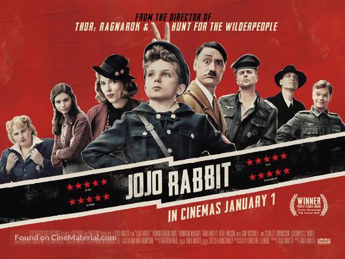 Jojo Rabbit: Mother Teresa & Anak Hitler