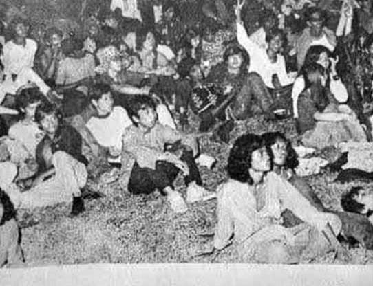 Tahun 1972: Cheras ada 'Pesta Ganja' ?