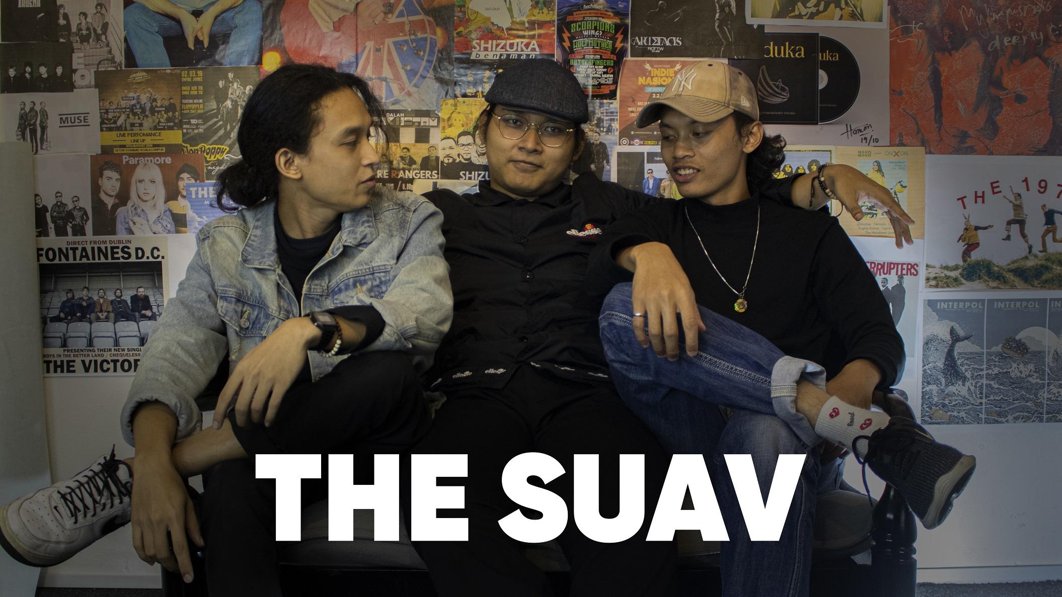 The Suav [Lepaq Akustik @ Dalam Kotak Hitam]