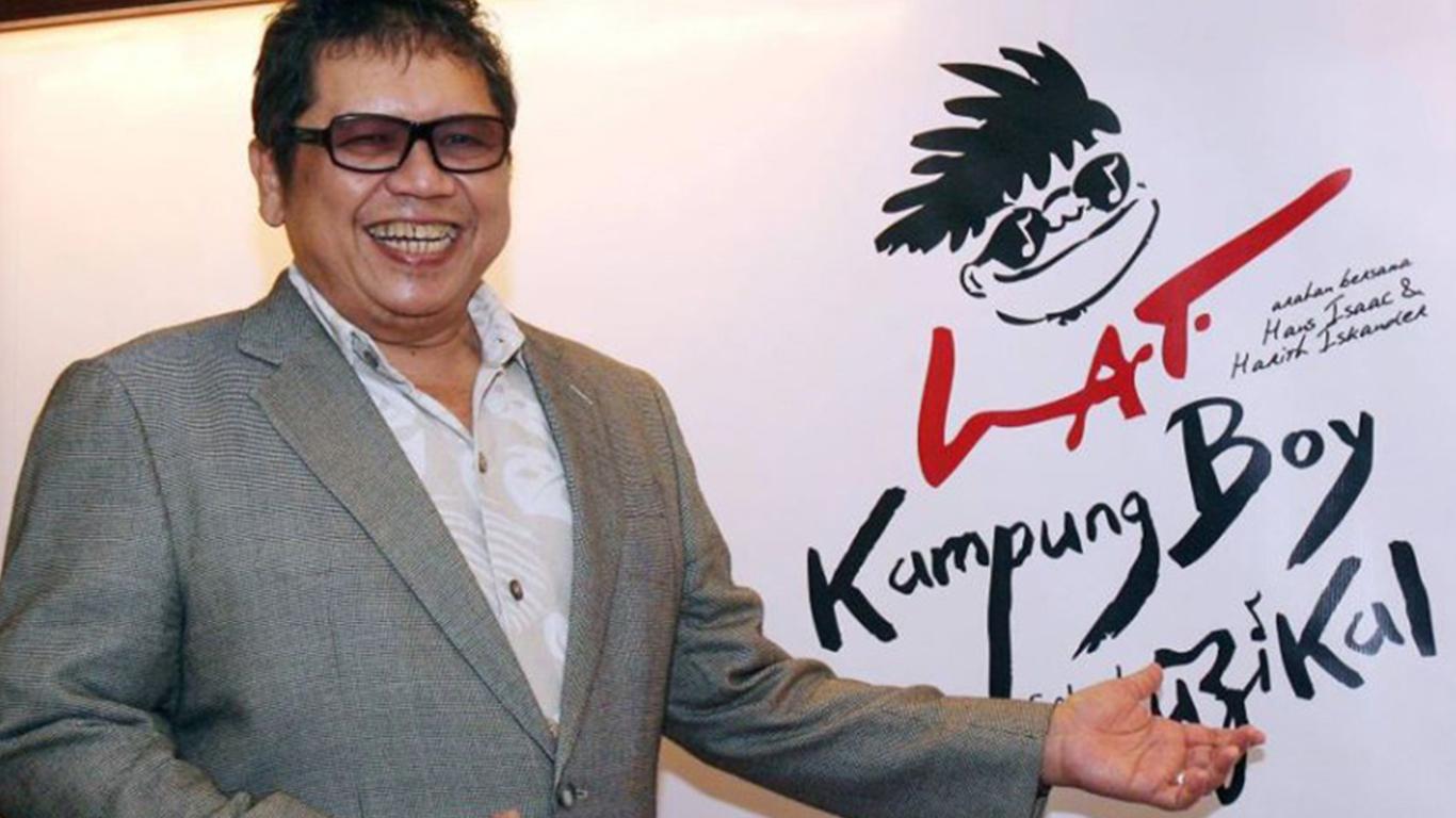 7 Kartunis Malaysia Buktikan Pena Menggoncang Dunia