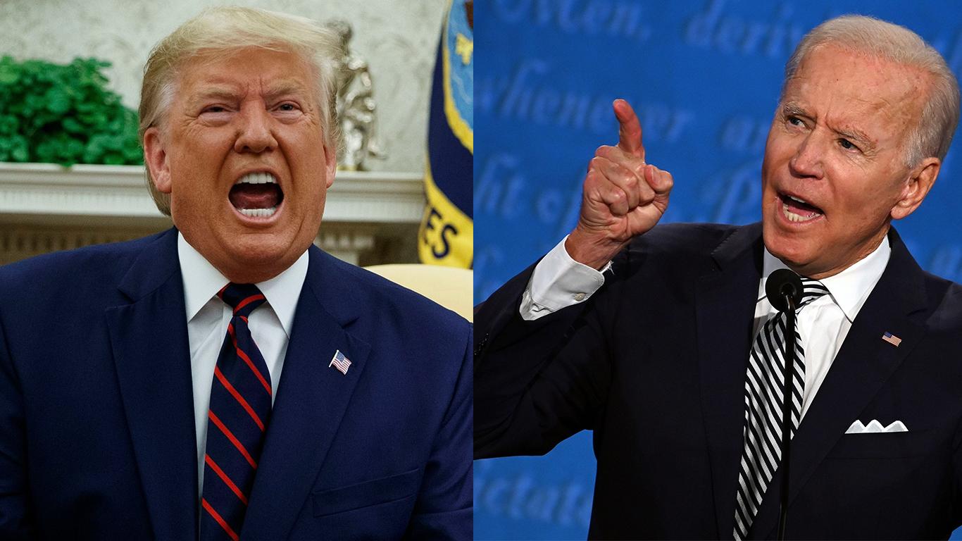 Donald Trump VS Joe Biden: Kenali Calon PM Bakal 'Rampas' U.S.