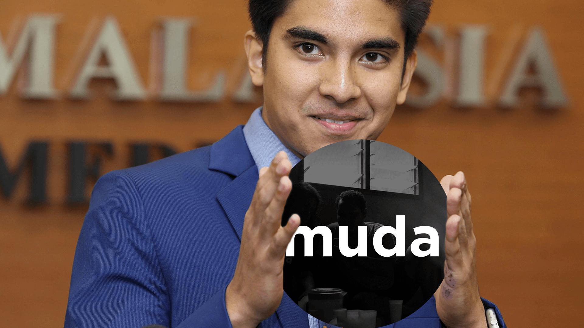 Fakta Kilat: Parti MUDA by Syed Saddiq