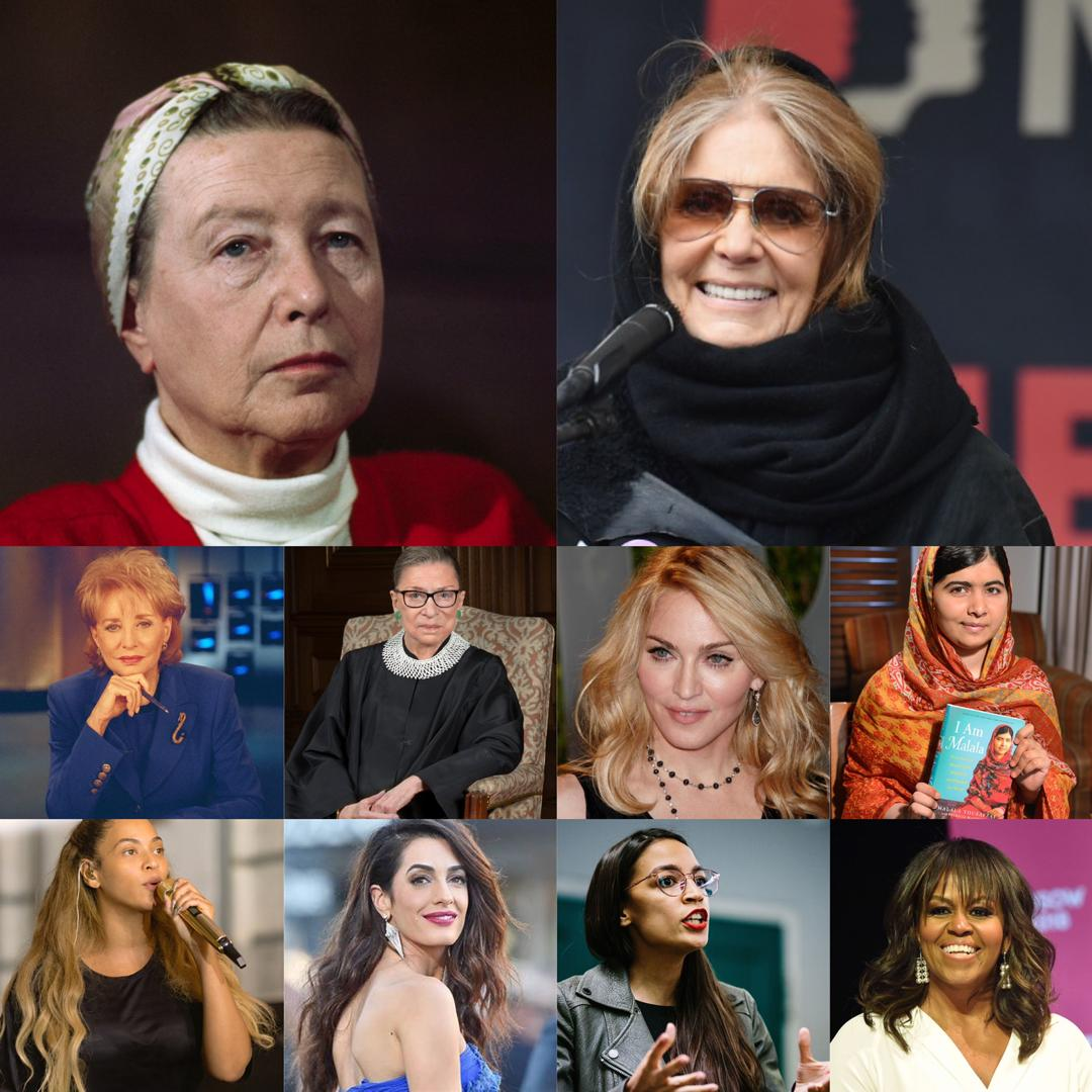 TOP 10 Feminist Inspirasi Wanita