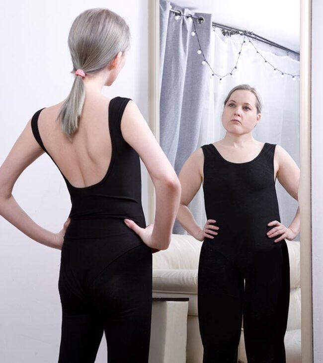 Anorexia Nervosa, Kerisauan Berat Yang Melampau
