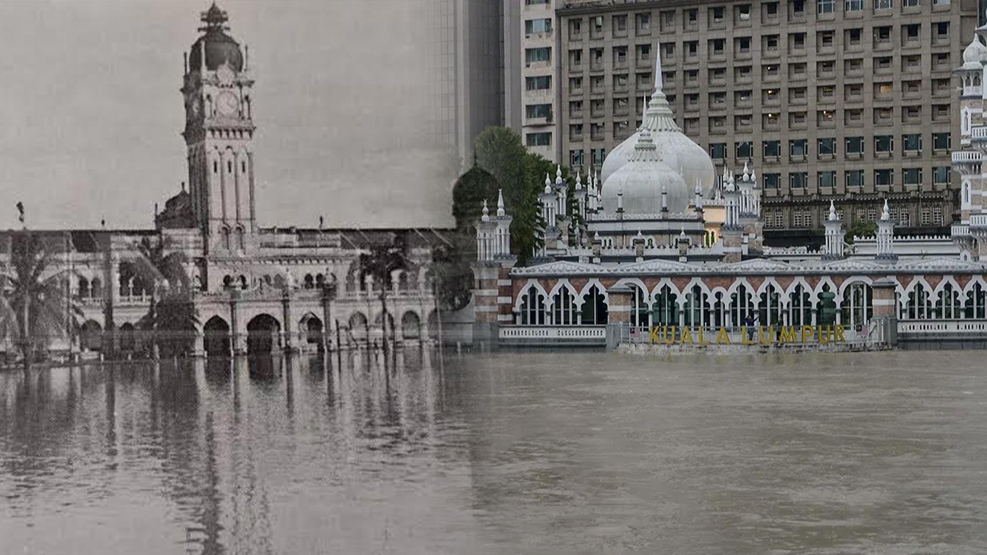 KL Banjir dari 1926? Ini 10 Sebab Kenapa KL Sering Banjir