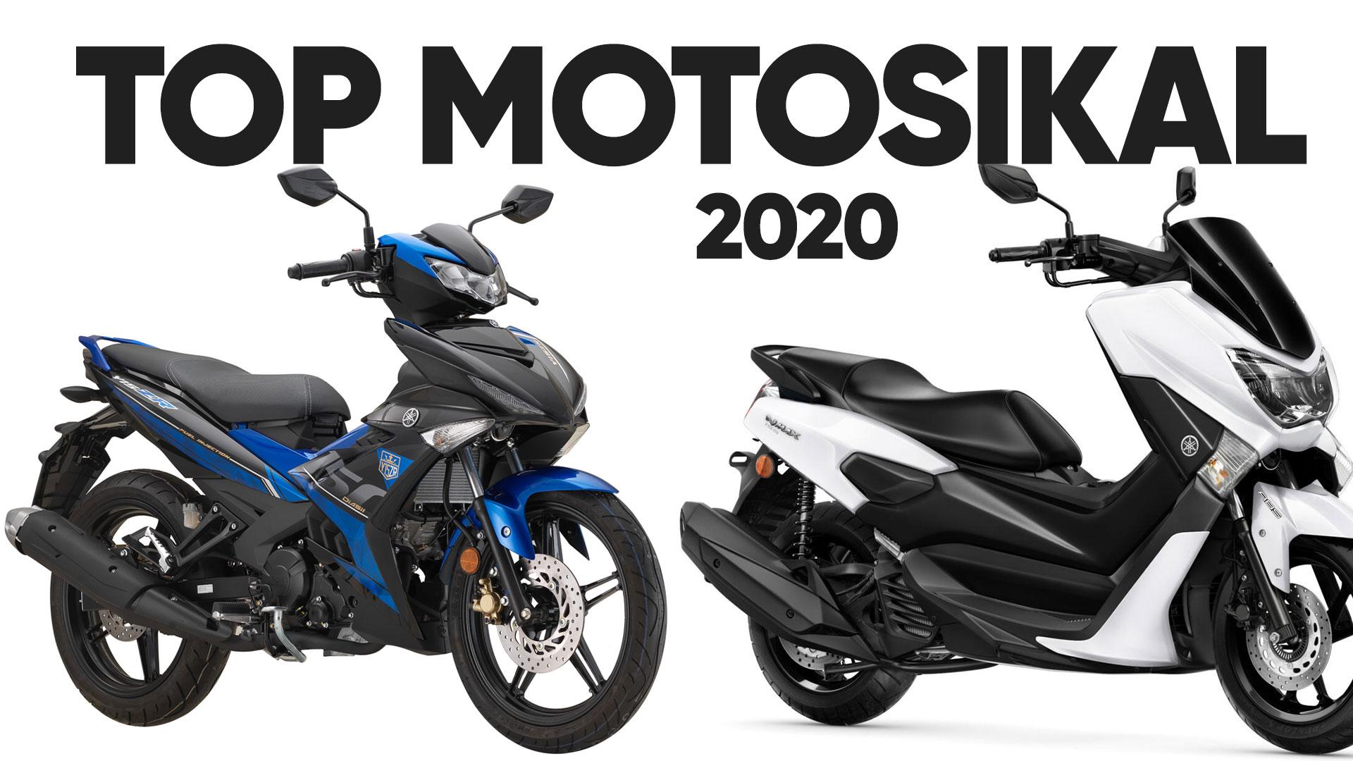 Motosikal paling Best & Popular tahun 2020
