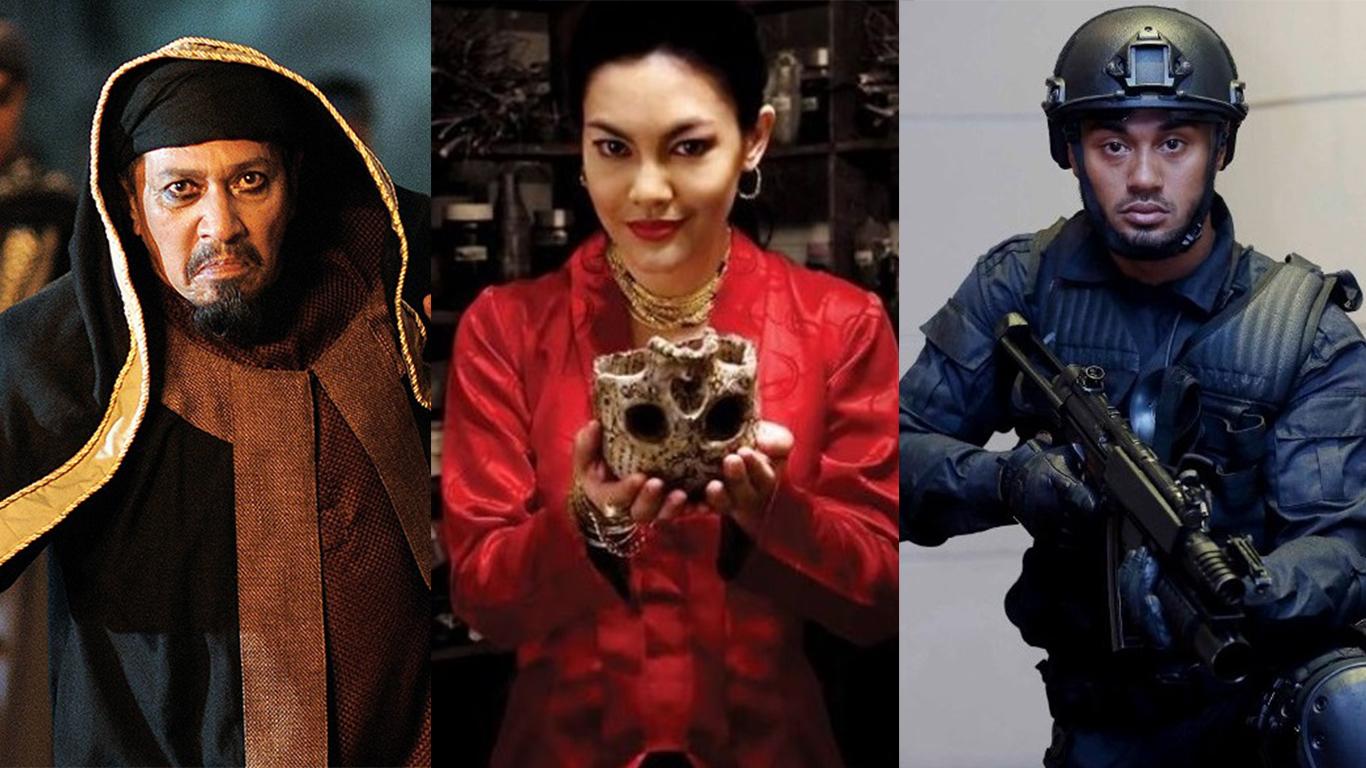 Top Watak JAHAT Filem Local Yang Orang Malaysia Benci