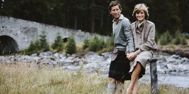 Moment Terindah Percintaan Prince dan Princess Wiles Tahun 1981-1990