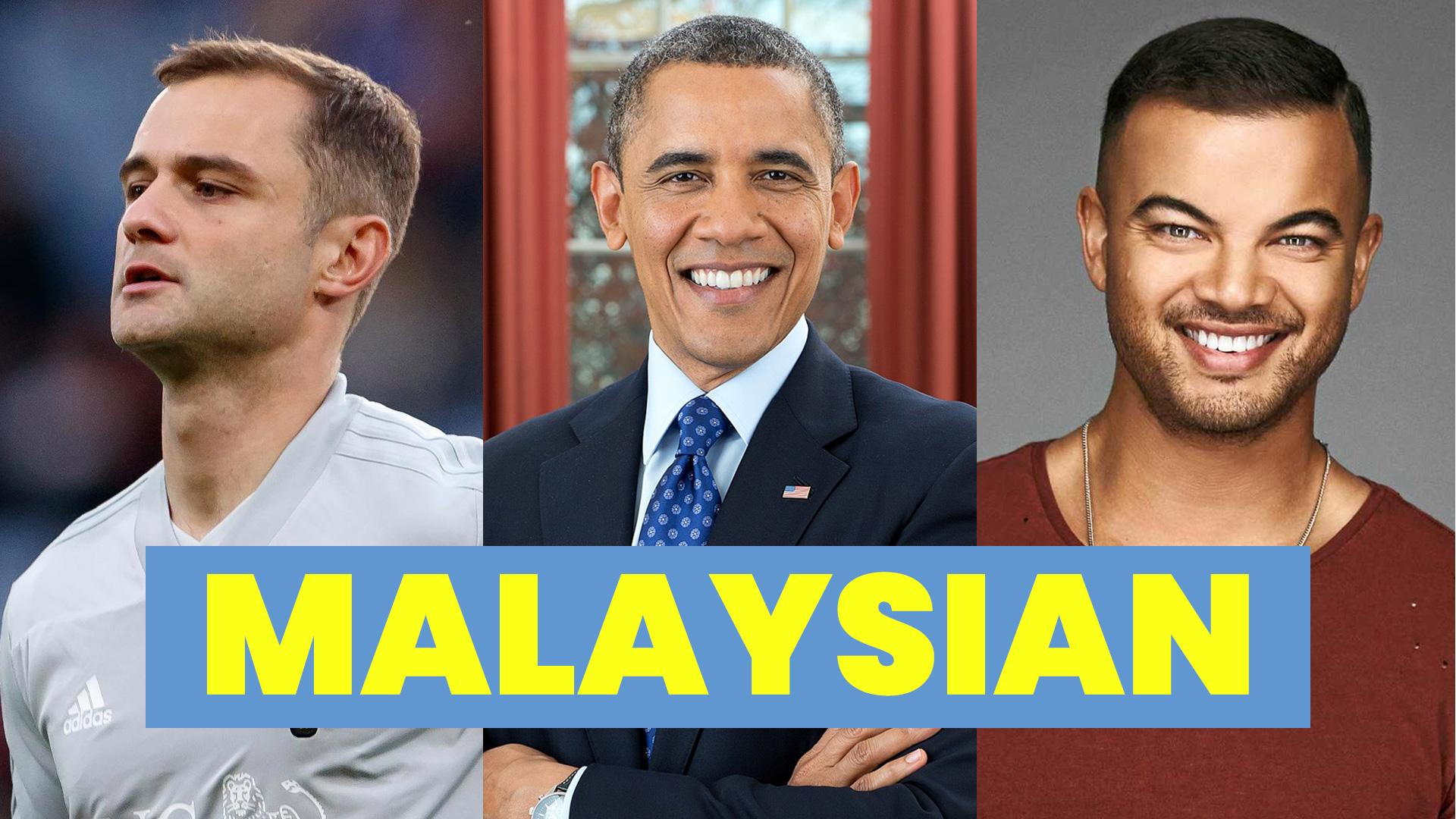 10 Selebriti Terkenal dengan Malaysian Connection