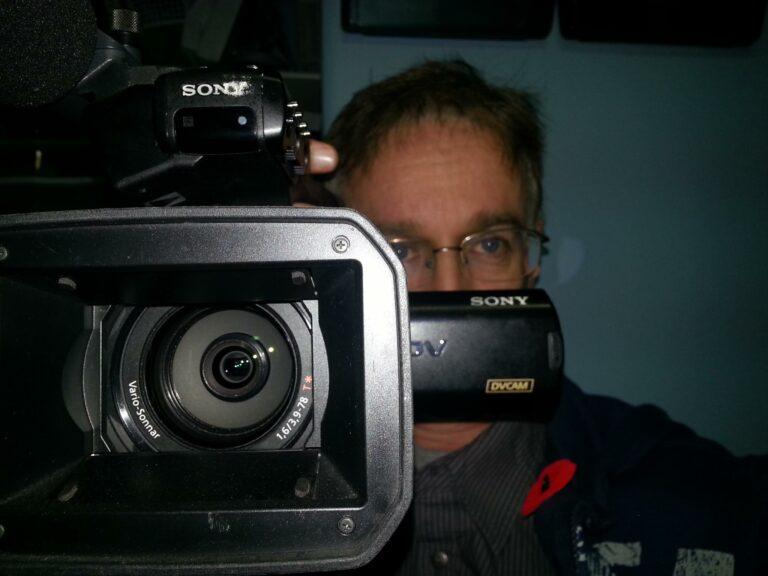 Allne Behind 4K Camera