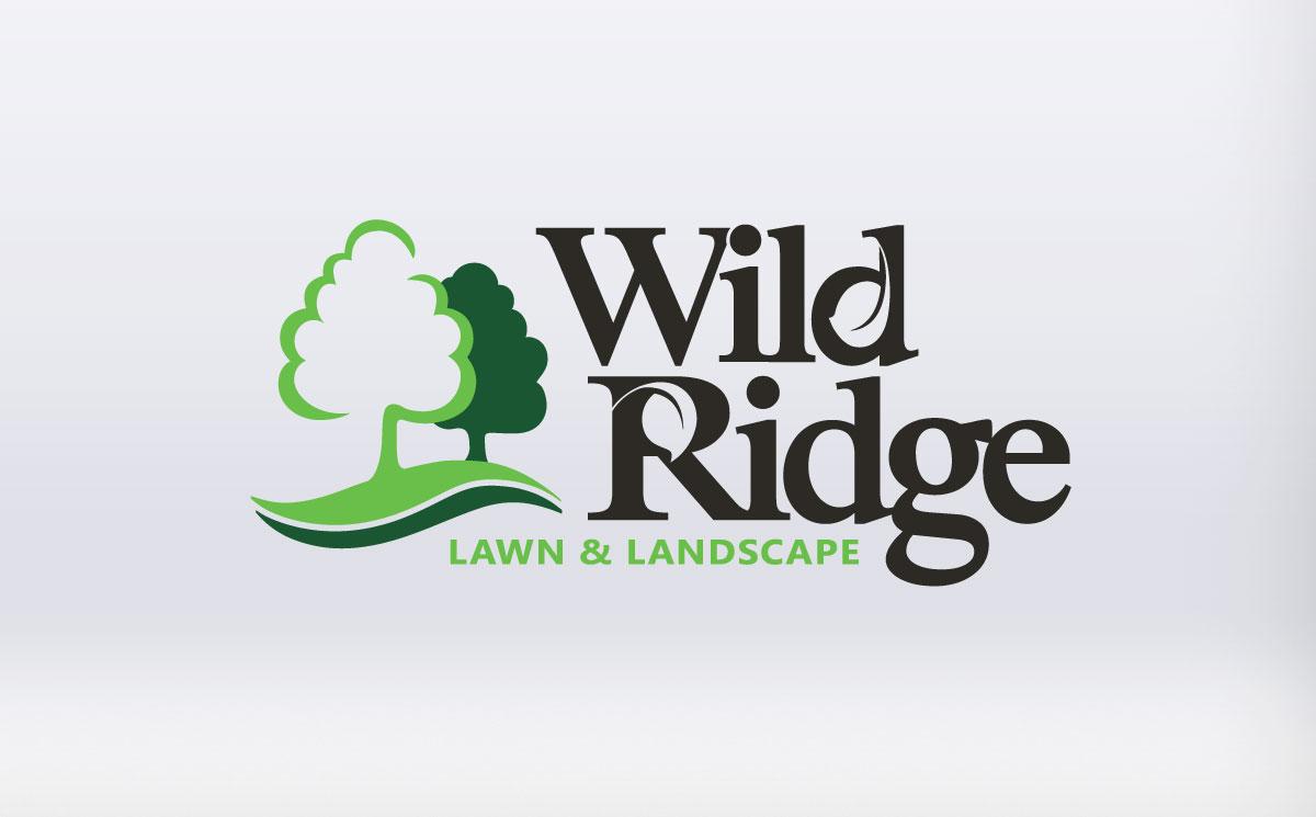 Wild Ridge Lawn & Landscape logo