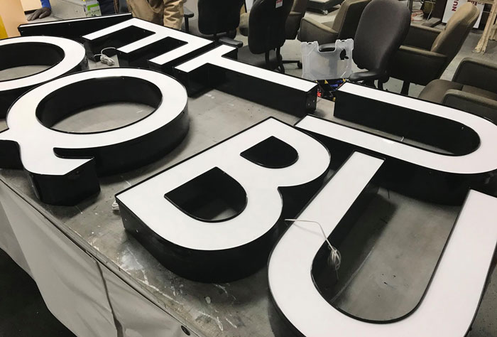 fabrication letters