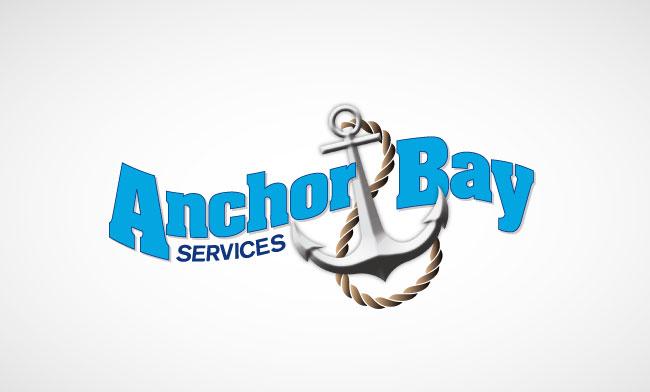 Anchor Bay Services Logo