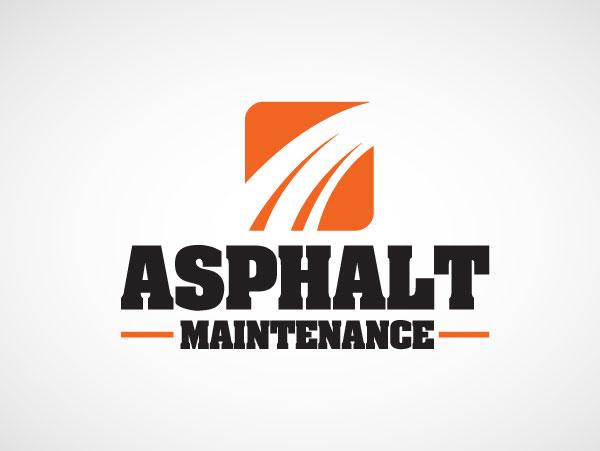 Asphalt Maintenance Logo