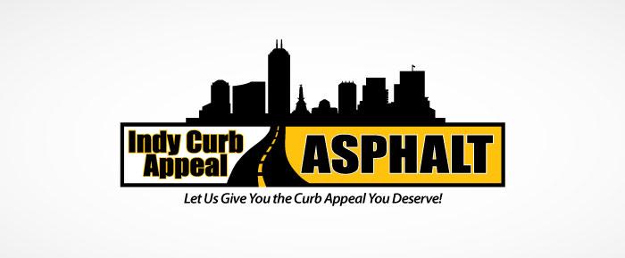 Indy Curb Appeal Asphalt Logo